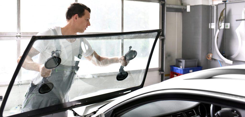 Windschutzscheiben Tausch Autoglas